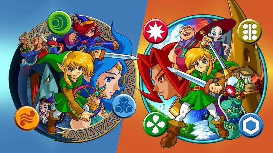 Zelda Oracles