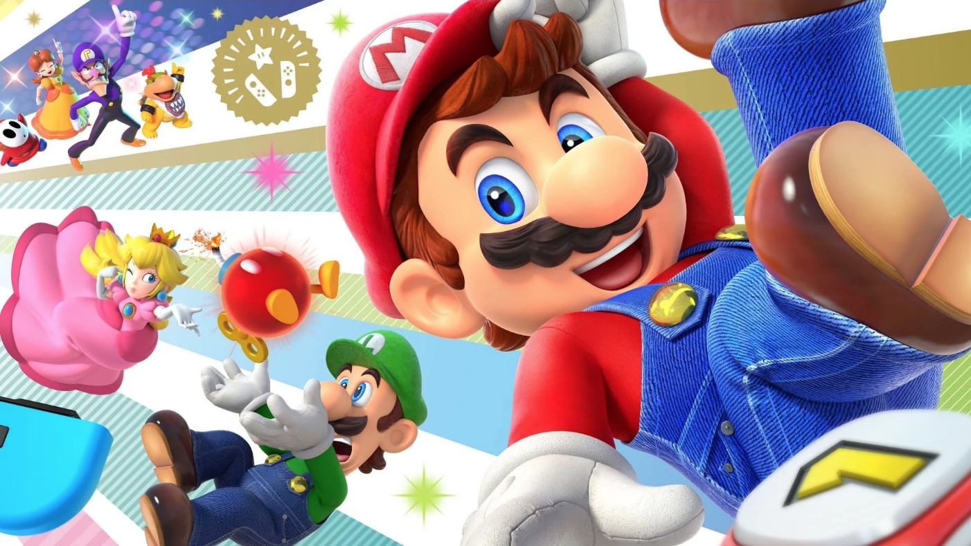 mario party switch download uk