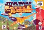 Star Wars Episode I: Battle for Naboo (N64)
