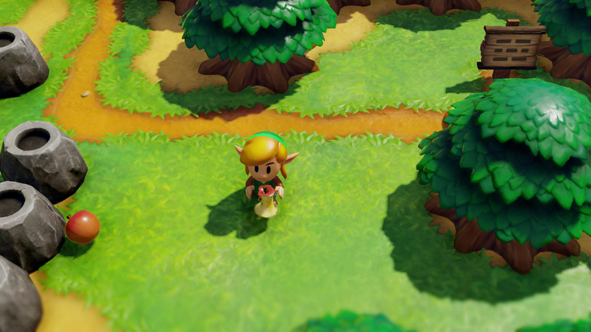 Video: Digital Foundry Explores Zelda: Link's Awakening's Technical Wins And Losses