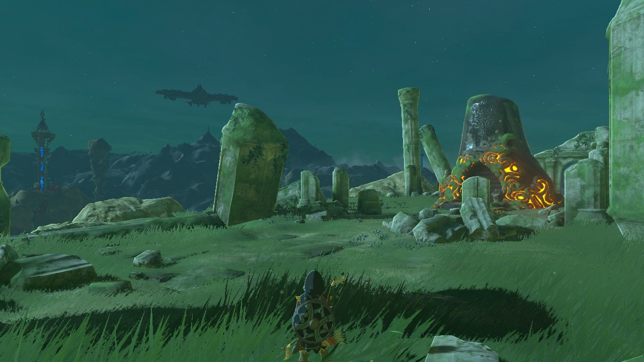 Zelda: Breath Of The Wild All Shrine Locations Walkthrough