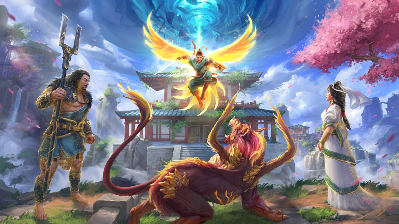 New Immortals Fenyx Rising Narrative DLC Explores Chinese Mythology