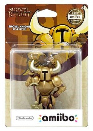 Shovel Knight Gold Edition amiibo Pack