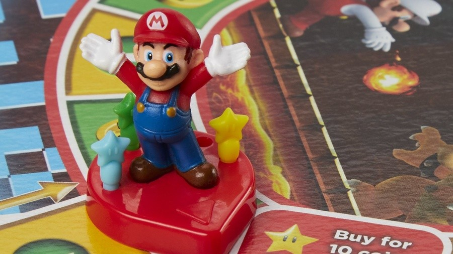 The Game Of Life: Super Mario Edition