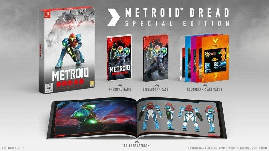Metroid Dread SE