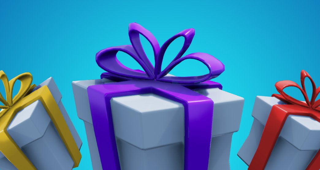fortnite gift img1 - how to send gifts in fortnite mobile