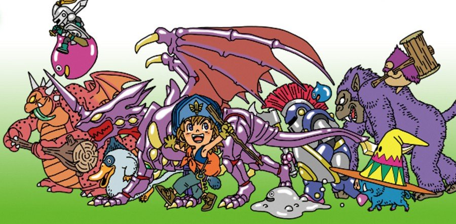 Matters of Import: Dragon Quest Monsters 2 Shows Us How Remakes