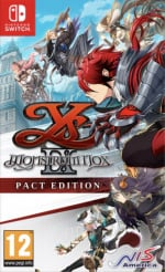 Ys IX: Monstrum Nox (Switch)