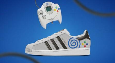 KONSEPT Dreamcast EU Adidas Süper Yıldızları