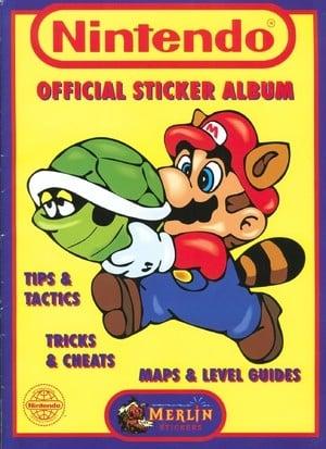 Club Nintendo UK was also involved with Merlin's sticker album