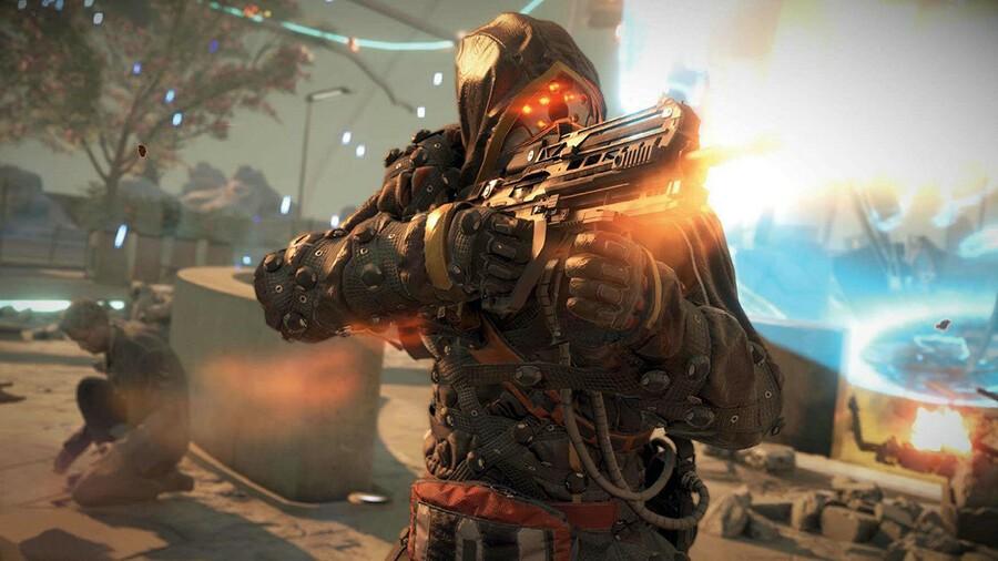 Killzone Shadow Fall Egamer 2
