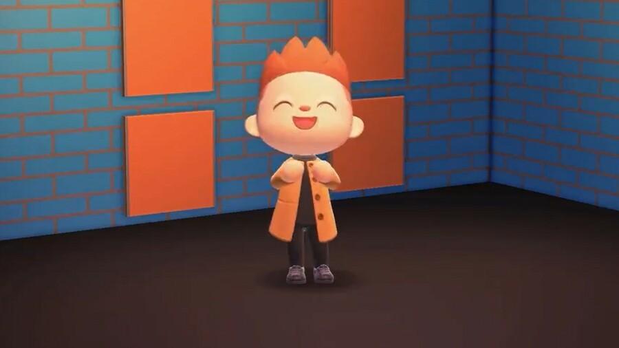 Rickroll Animal Crossing New Horizons