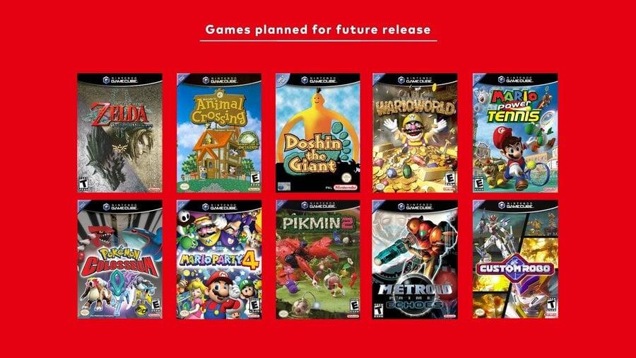 Future release ...