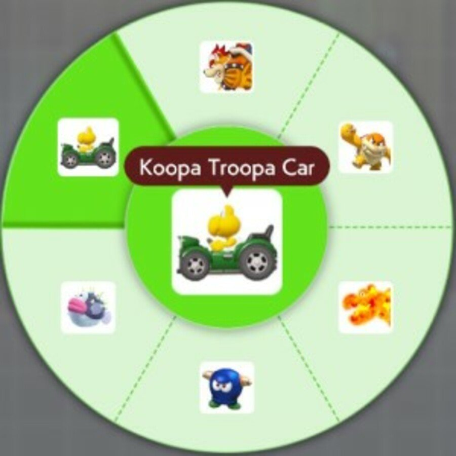 Koopa Troopa Car