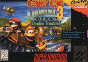 Donkey Kong Country 3 surprise!