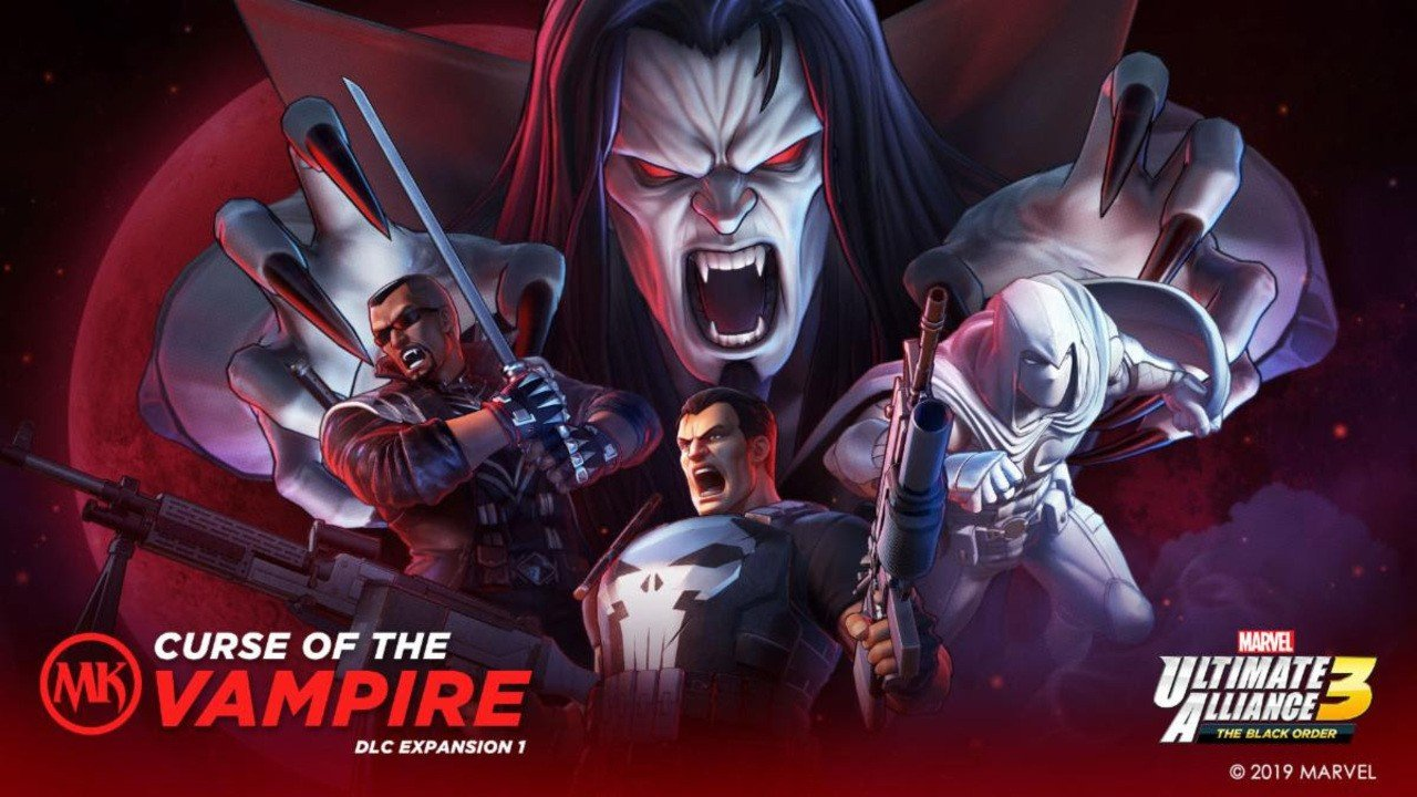 Marvel Ultimate Alliance 3: The Black Order Gets Its First DLC Pack And A Free Update