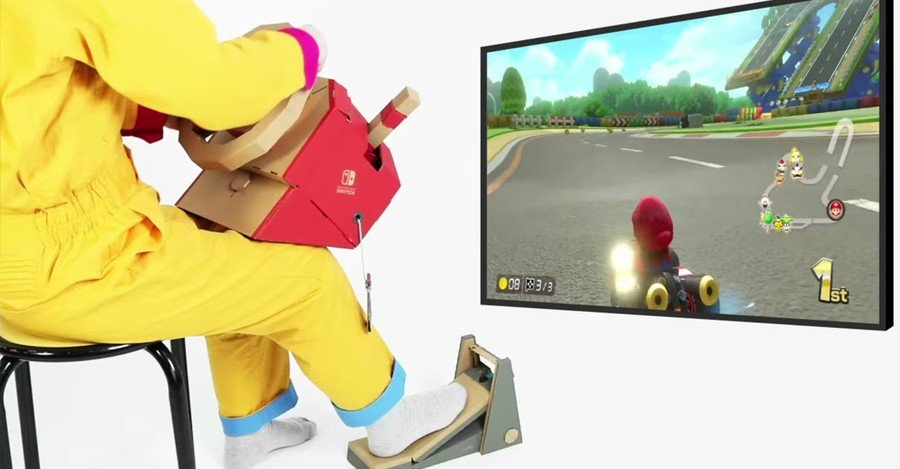 Labo Mario Kart