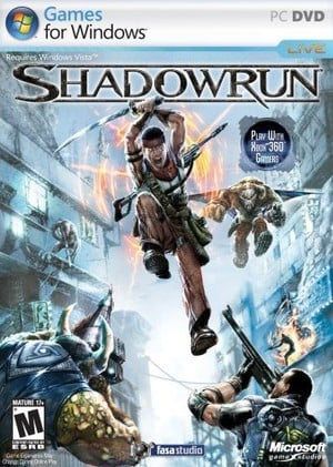 Shadowrun has spawned other video games too, the most recent being an action RPG for the PC and Xbox 360