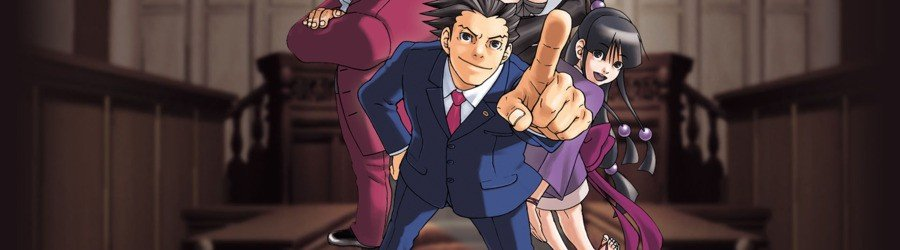 Phoenix Wright: Ace Attorney Trilogy (Switch eShop)