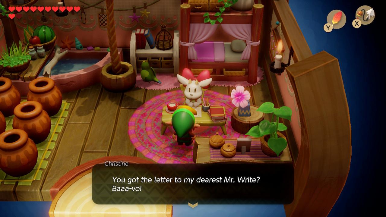 Zelda Link S Awakening Walkthrough Secret Seashell Map And