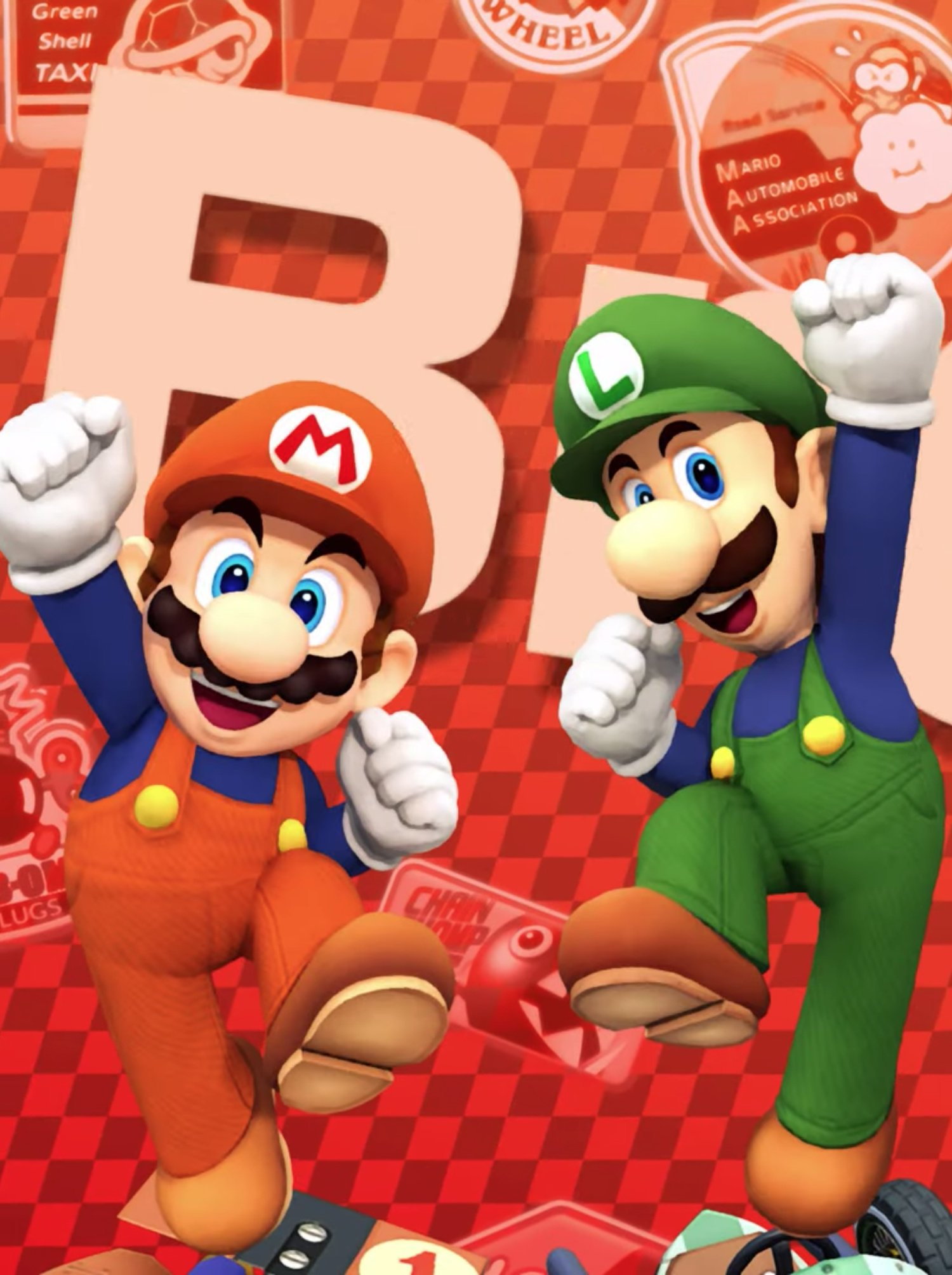 Mario Kart Tour Adds Classic Mario And Luigi And A Remixed Version