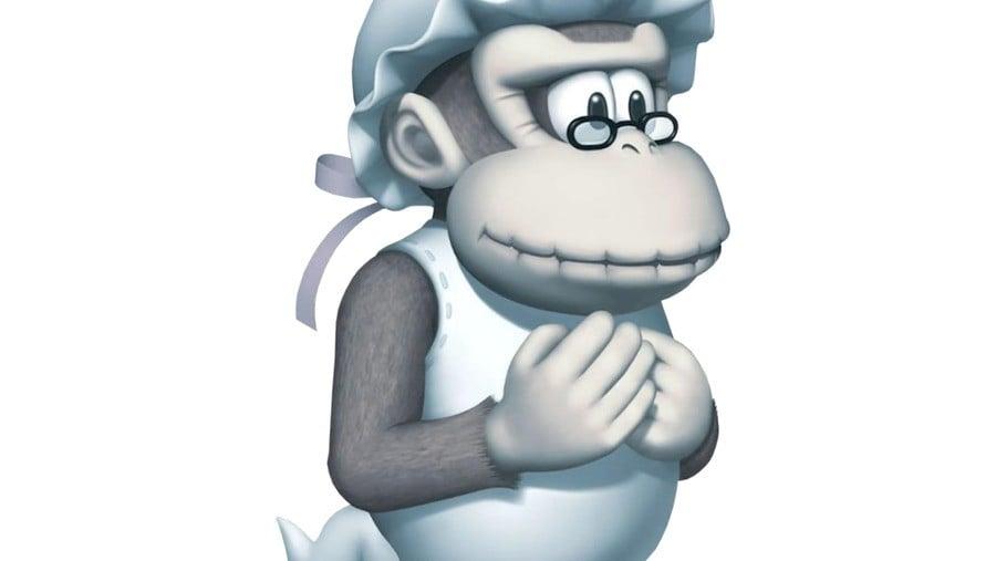 Wrinkly Kong (Donkey Kong 64)