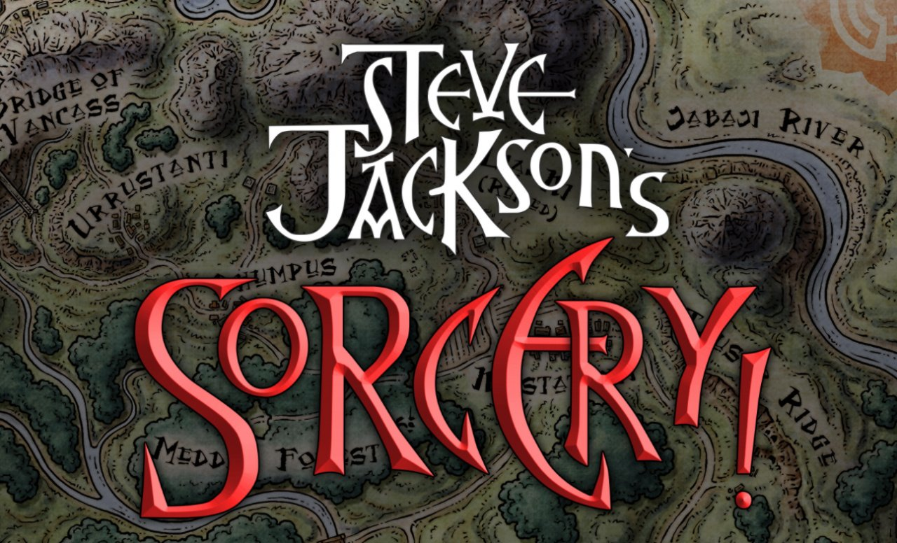 Narrative Choose-Your-Own-Adventure Game Sorcery! Gets A Switch Release This Year