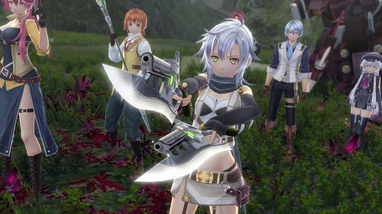 The Legend Of Heroes: Trails of Cold Steel IV anunciado para Nintendo Switch 17