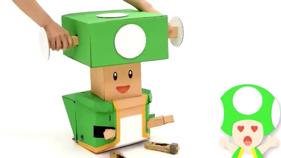 Labo Toad
