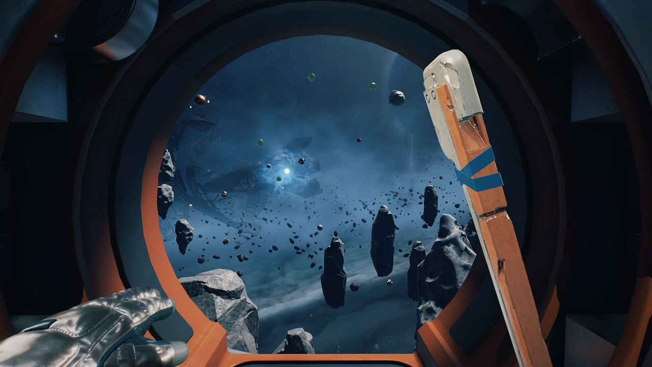 Astronaut Thriller Breathedge Is About One Man And His Pet Chicken In Space