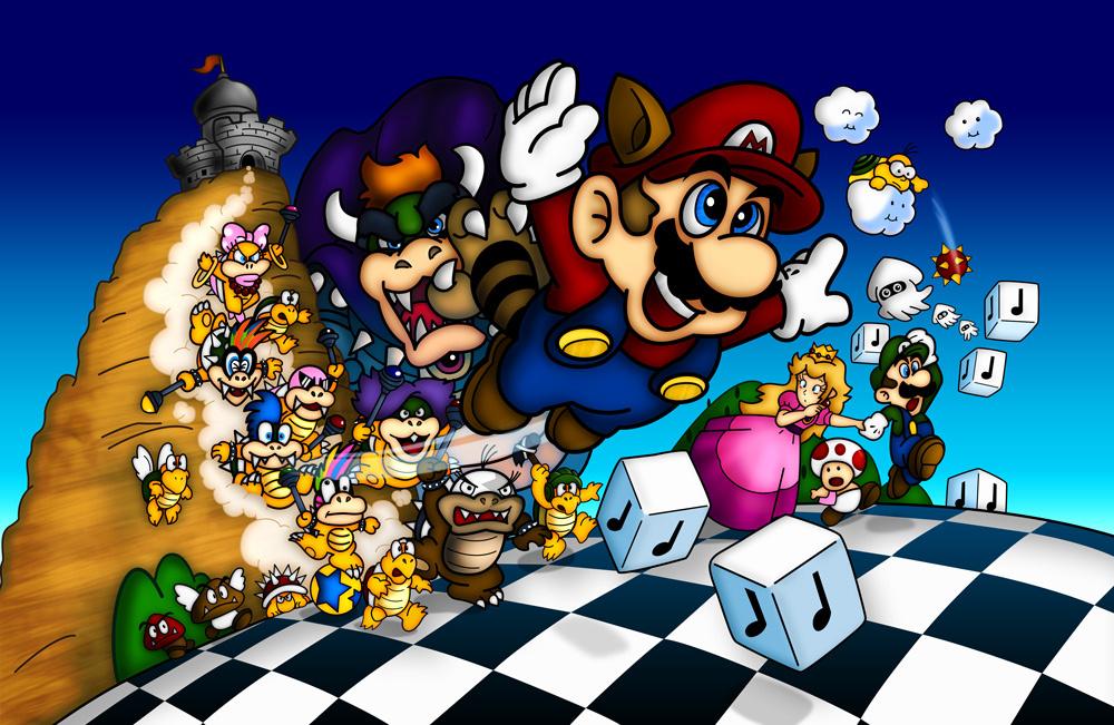 Mario Memories Super Mario Bros 3 Still Bringing Families Together Nintendo Life