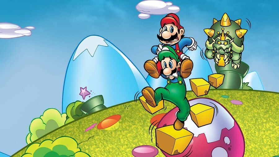 Adventures of Super Mario 3