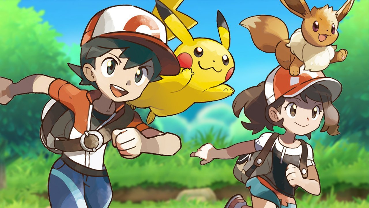 Rideable Pokemon in Pokemon Let's Go Pikachu and Eevee