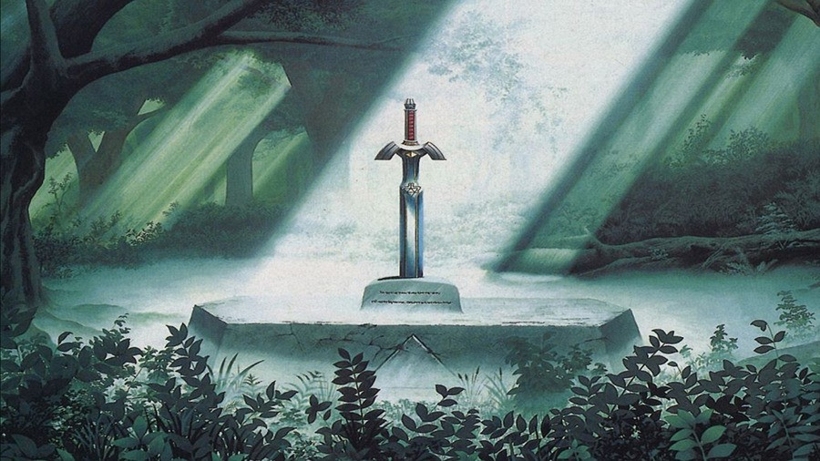 Remaster Sword