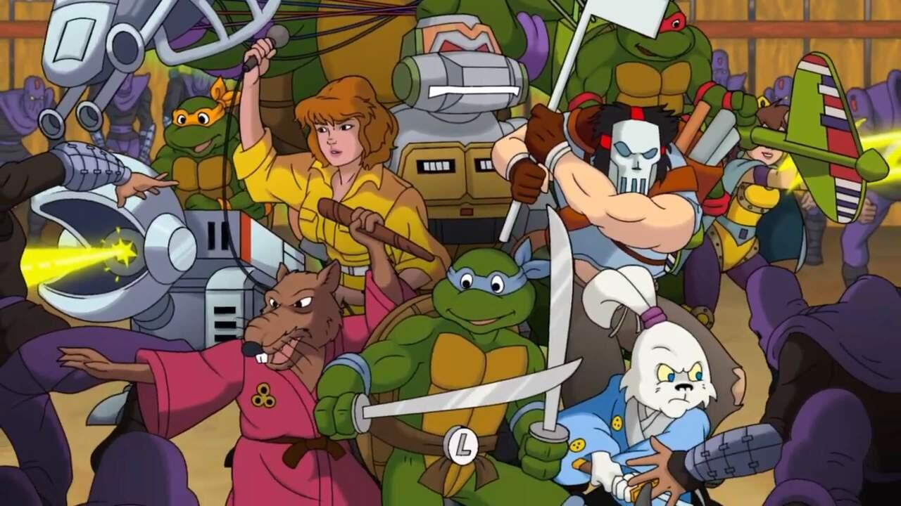 Teenage Mutant Ninja Turtles Rescue Palooza Is The Turtles Game You Ve Always Wanted Feature Nintendo Life