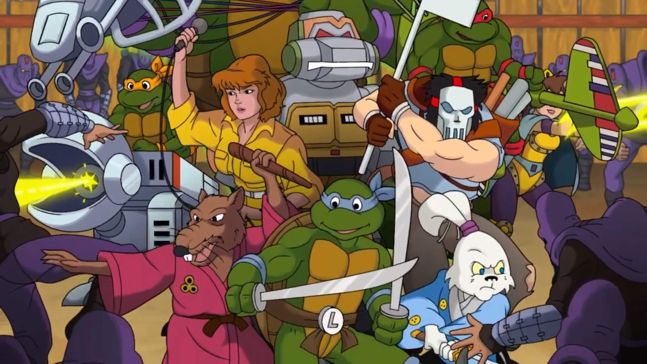 Feature: Teenage Mutant Ninja Turtles: Rescue-Palooza! Is The Turtles Game You've Always Wanted