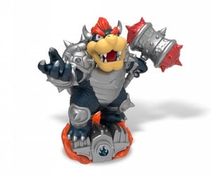Hammer Slam Bowser Dark amiibo