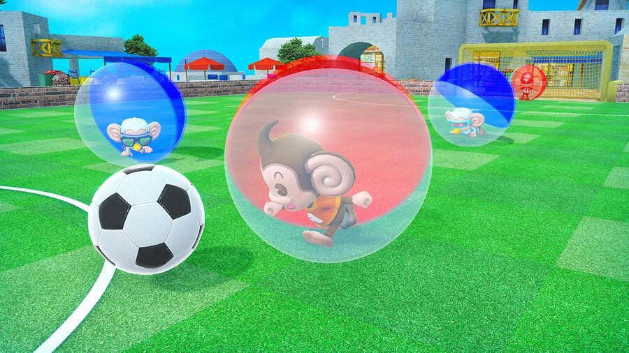 Super Monkey Ball (Switch)