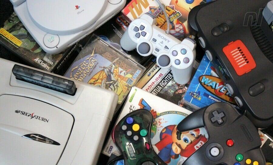 1995 console war