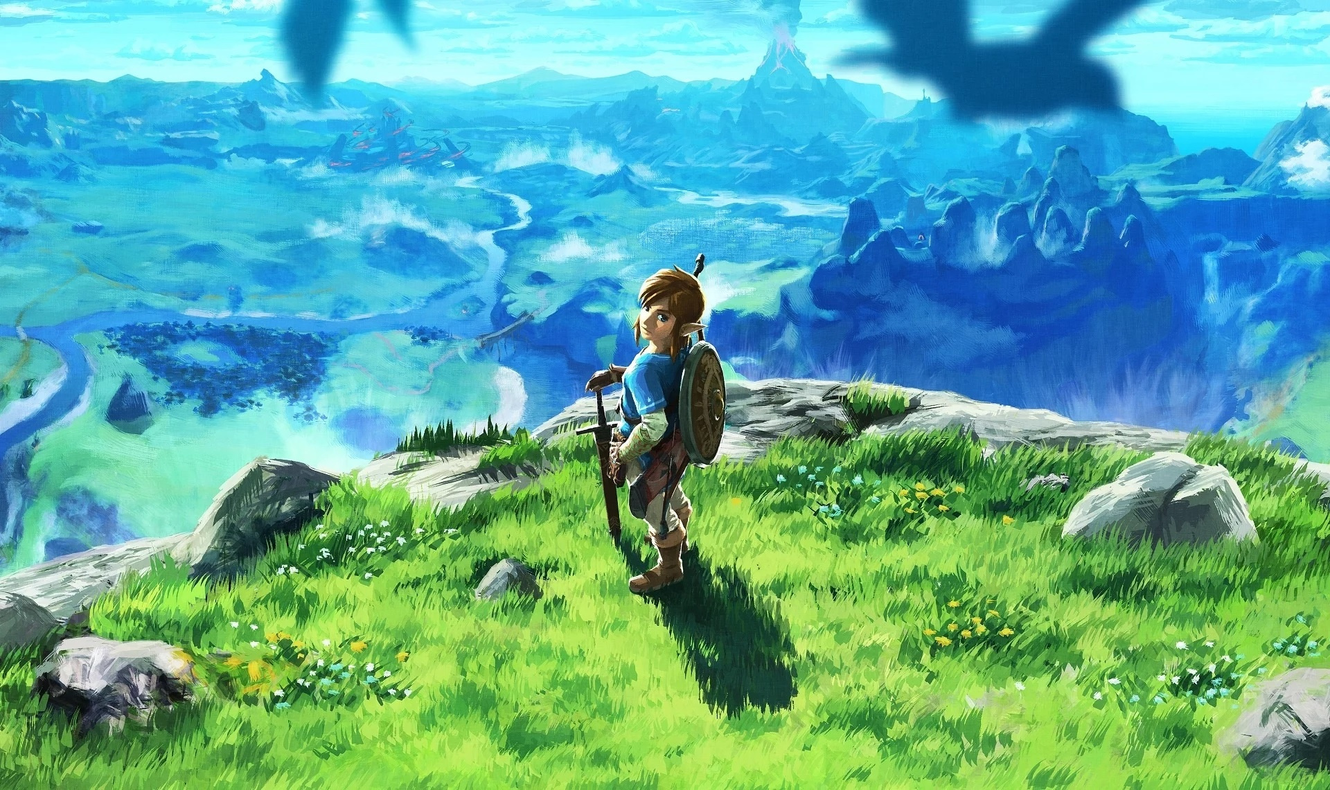 Video: See How Long The Switch Revision Can Play Zelda: Breath Of