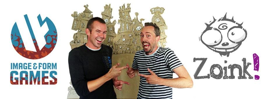 Klaus and Brjann Image Form Zoink