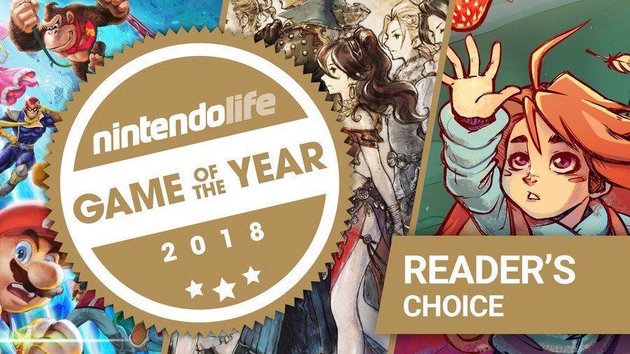 Game Of The Year: Reader's Choice