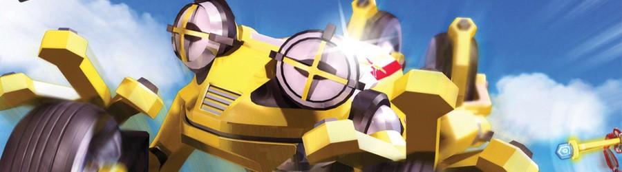 Excitebots: Trick Racing (Wii)