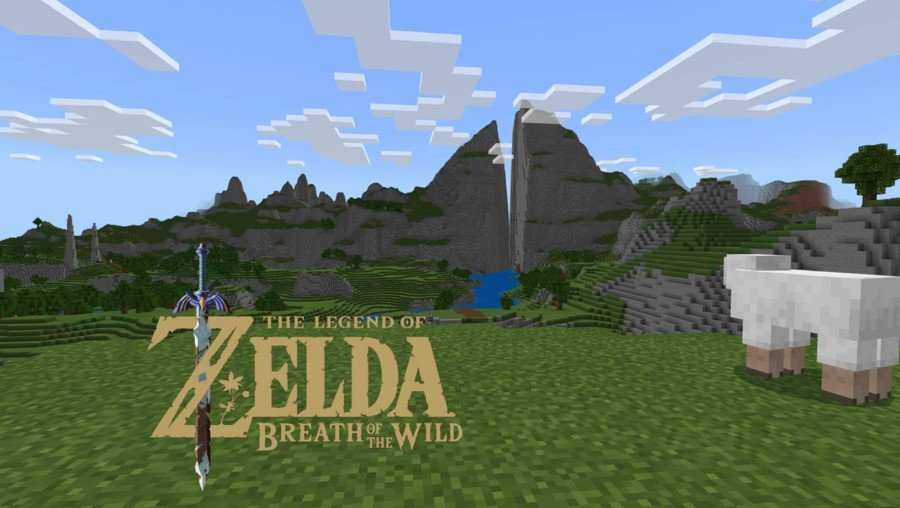 Breath of the Wild Minecraft