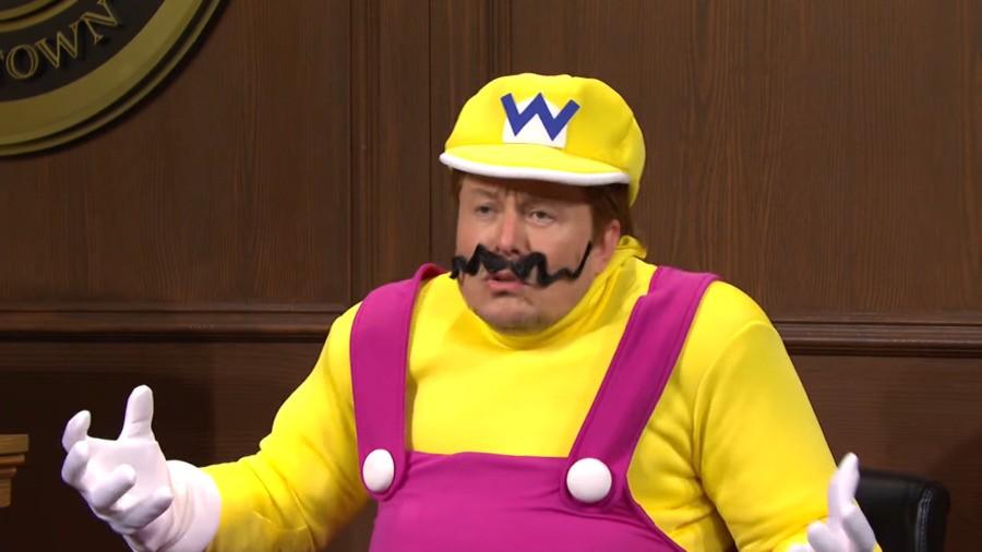 Elon Musk as Wario