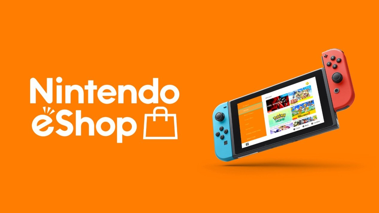 The Nintendo eShop Is Currently Down Due To
