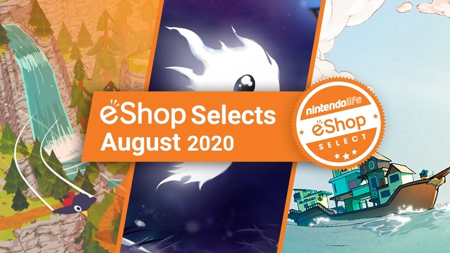 EShop Selects August 2020
