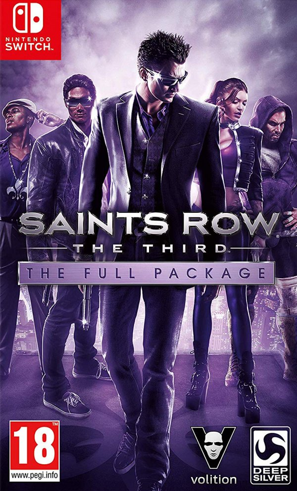 Saints Row: The Third - The Full Package Review (Switch
