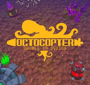 Octocopter: Double Or Squids