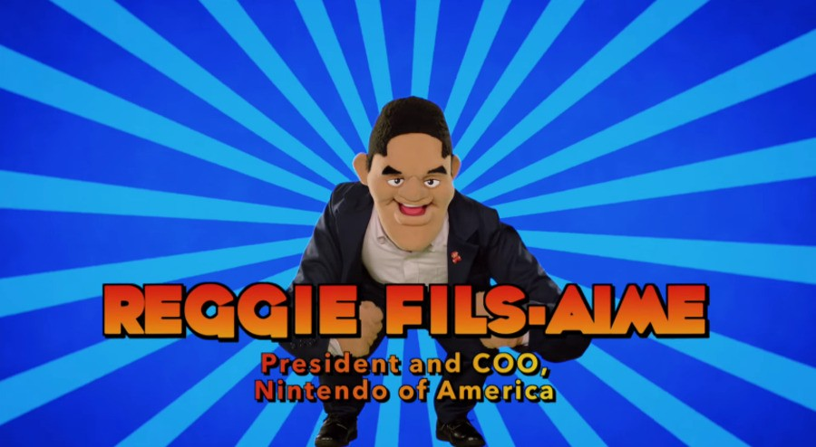Reggie Muppet
